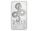 1oz-NTR-Lunar-2013-Year-of-the-Snake-Gold-Minted-Bar-front