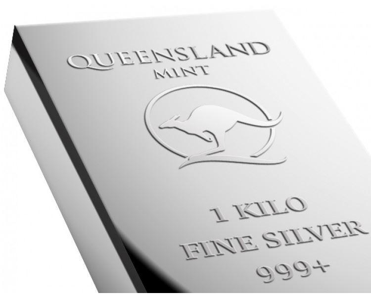 1kg-Queensland-Mint-Silver-Bar