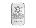 1oz-Elemetal-Silver-Minted-Bar-front