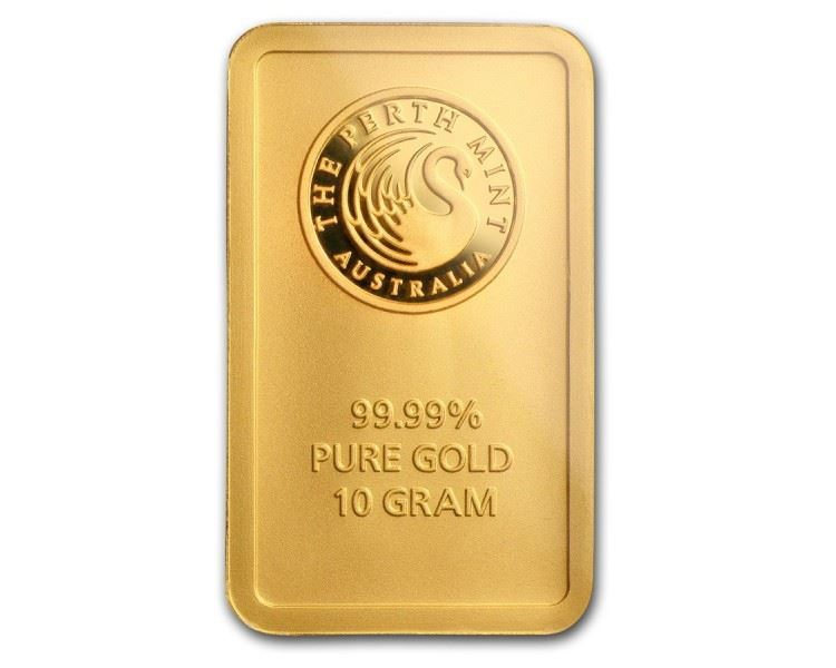 10g-Perth-Mint-Gold-Minted-Bar-front