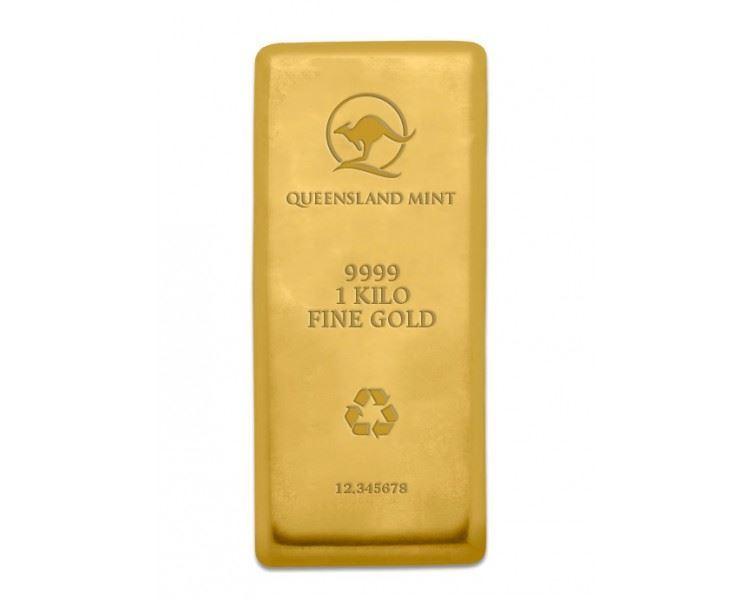 1kg-Queensland-Mint-Gold-Bar
