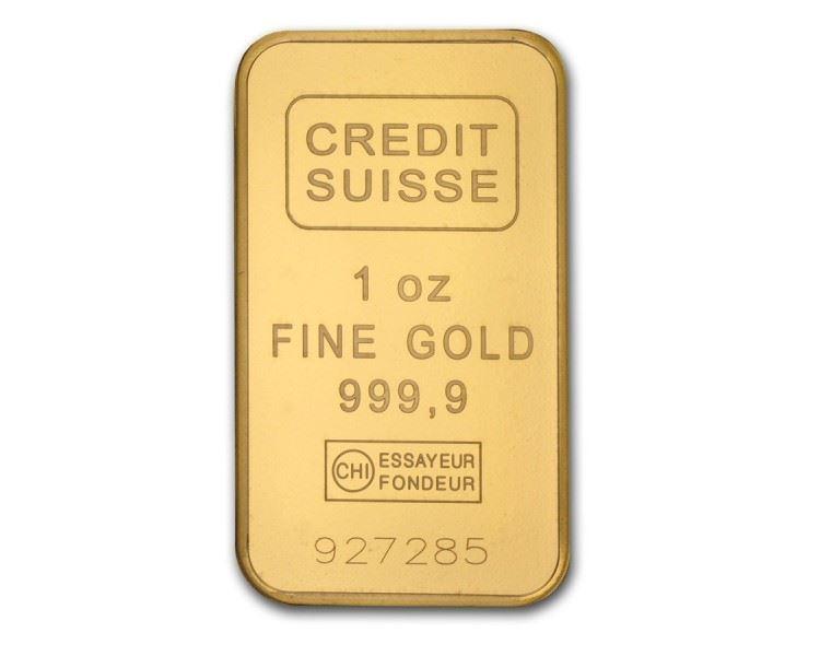 1oz-Credit-Suisse-Gold-Minted-Bar-front