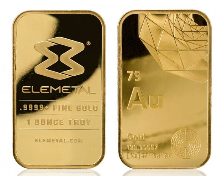 1oz-Elemetal-Gold-Minted-Bar