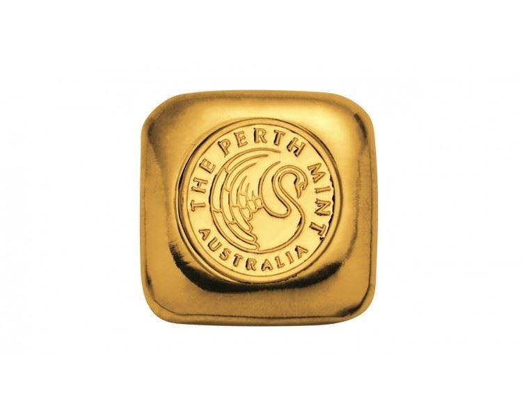 1oz-Perth-Mint-Gold-Cast-Bar-front