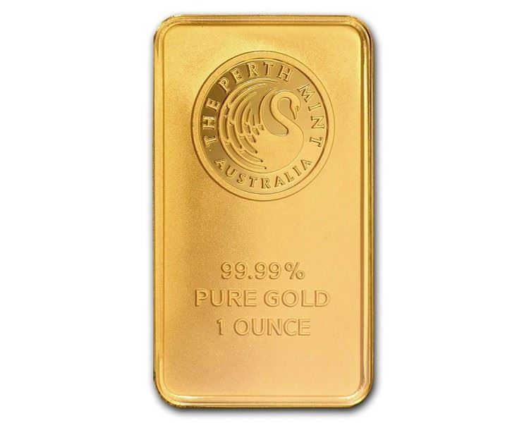 1oz-Perth-Mint-Gold-Minted-Bar-front