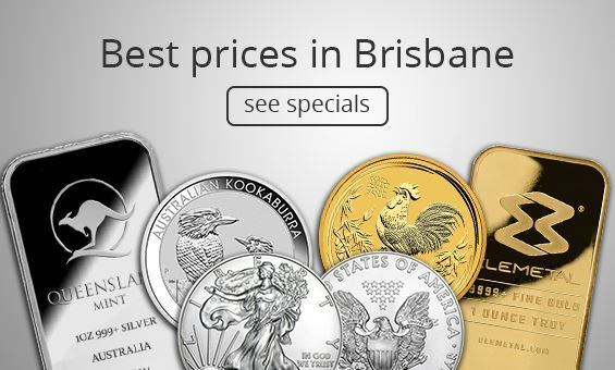 Gold Prices on sale in Brisbane