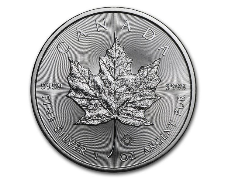 1oz-Canadian-Maple-Silver-Coin-reverse
