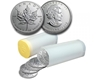 1oz-Canadian-Maple-Silver-Coin-tube