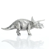 Queensland Mint Solid Sterling Silver Triceratops Right Side