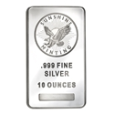 10oz-Sunshine-Mint-Silver-Minted-Bar-Front