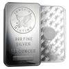 100oz Sunshine Mint Silver Bast Bar