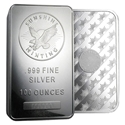 100oz Sunshine Mint Silver Bast Bar