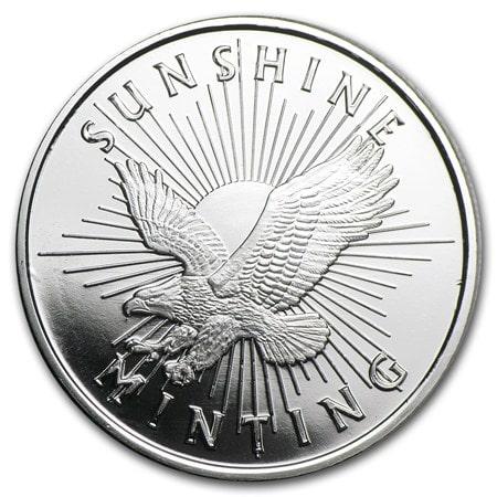 1oz-Sunshine-Mint-Silver-Round-Obverse