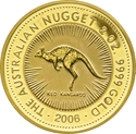 Picture of 2oz Kangaroo Gold Coin (2006)